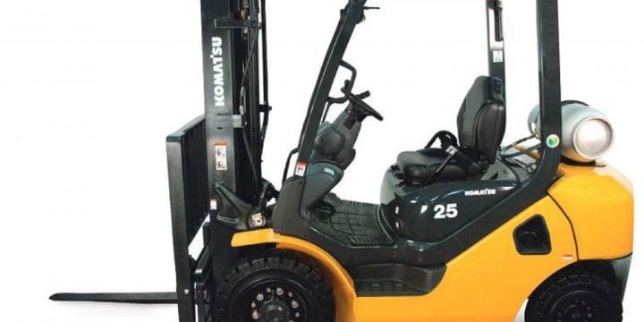 Komatsu Forklift Servis
